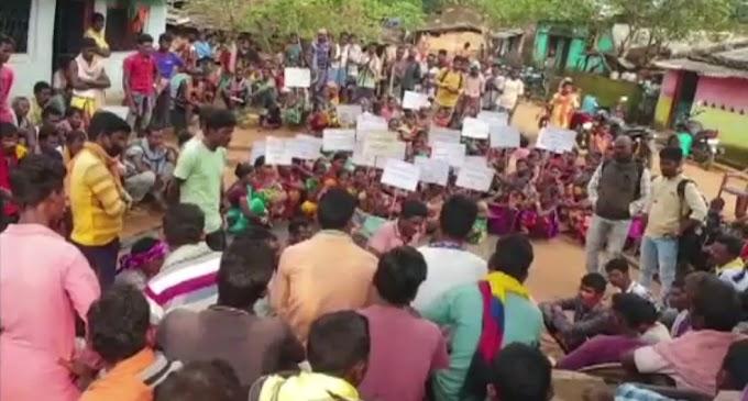 मलकानगिरी में माओवाद विरोधी।