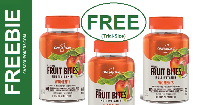 Easy One a Day Freebie at CVS