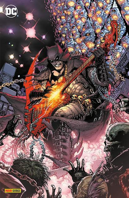 BATMAN DEATH METAL 1
