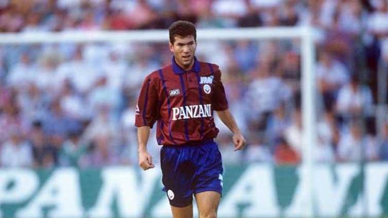 Zinedine Zidane (Bordeaux)