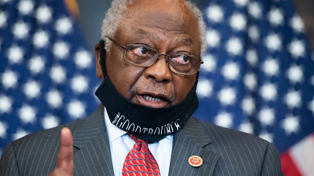 'Four Pinocchios': Top Fact Checker Shreds Jim Clyburn For Claiming Democrats Never Opposed Voter ID Laws