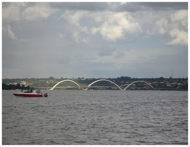 7 maravilhas de Brasília - Ponte JK