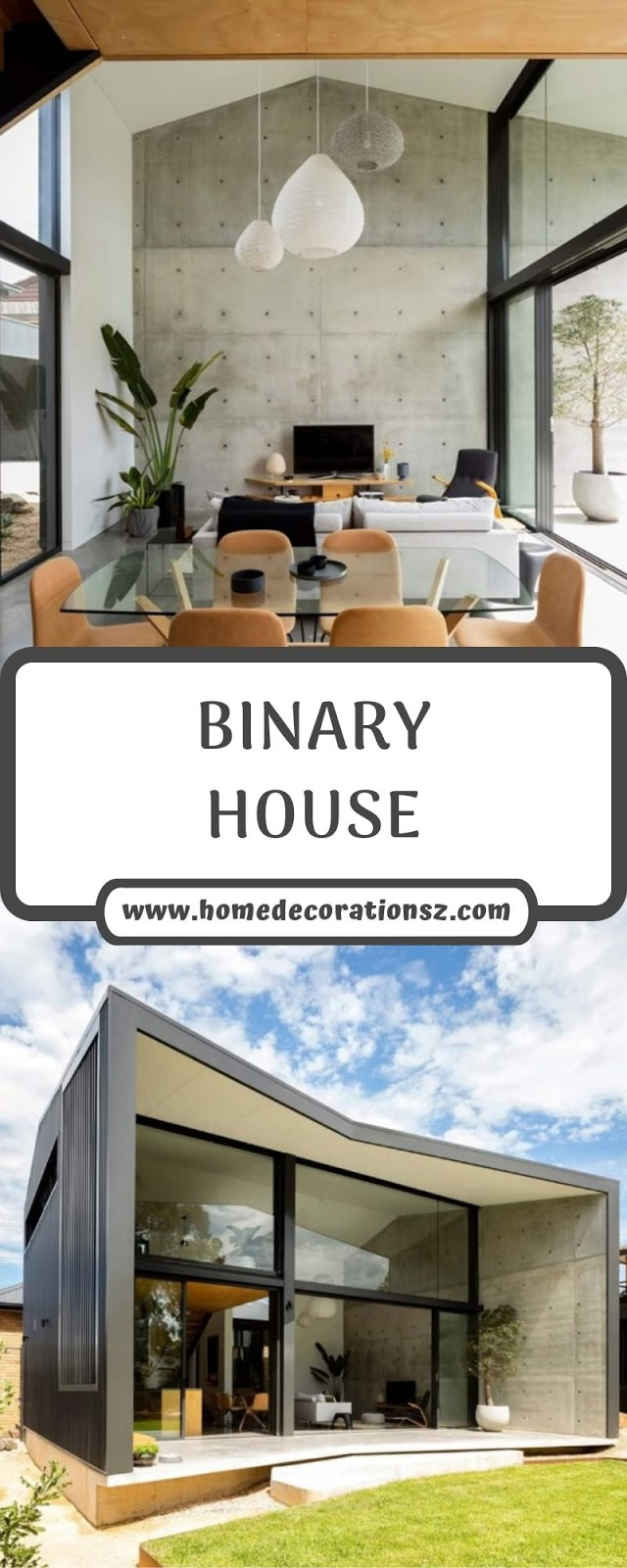 Binary House