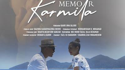 Sinopsis Drama Memoir Karmila Lakonan Aedy Ashraf dan Atikah Suhaime