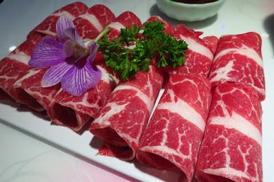 Shi Li Fang (食立方), beef