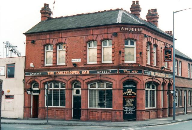 Eagle & Tun pub