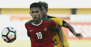 Profil, Biodata dan Foto  Hanis Saghara Putra Pemain Timnas u 19