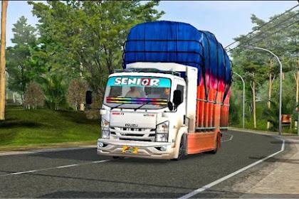 Mod Truck Isuzu NMR71 Jovanca Reborn By Budesign