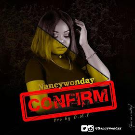MUSIC: Nancy Wonday -comfirm