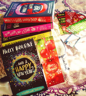 And A Happy New Year? by Holly Bourne Book Review