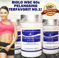Biolo WSC (World Slimming Capsule) Produk Import Original