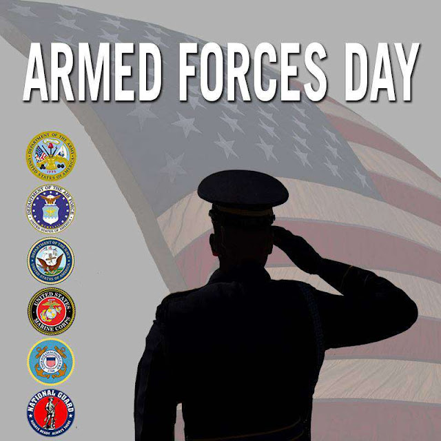 National Armed Forces Day Wishes