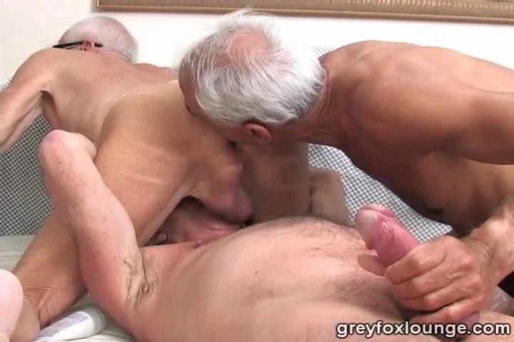 Mature Men Sex 2 Oldermen Orgy With A Passion-5639