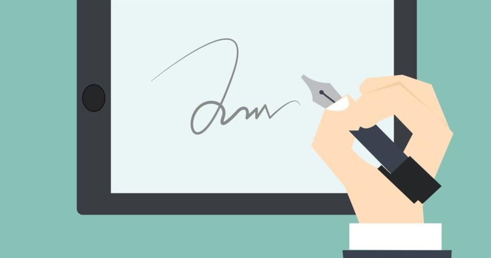 Cara Membuat Tanda Tangan Digital Dengan Mudah Mediasiana Com Media Pembelajaran Masakini