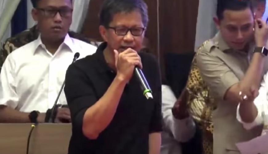 Ditanya Apakah Jadi Tim Sukses Prabowo-Sandi, Ini Jawaban Tegas Rocky Gerung