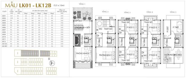 Mở bán dự án Sunshine Mystery Villas Mỹ Đình Nguyễn Văn Giáp K2 - biệt thự liền kề shophouse