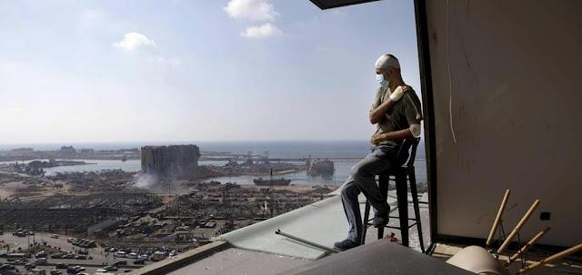 يونيسف: انفجار بيروت شرد نحو 100 ألف طفل