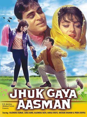 Jhuk Gaya Aasman (1968) Hindi 720p HDRip x265 HEVC 800Mb