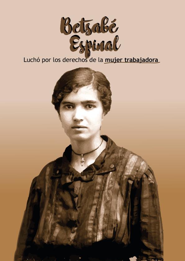 ¡Empoderada! La historia de Betsabé Espinal: una mujer que luchó por sus derechos en el trabajo