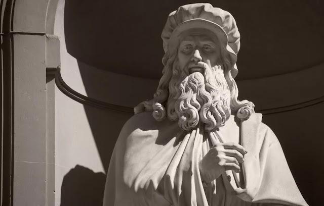 Where to See Leonardo da Vinci Artwork in Italy