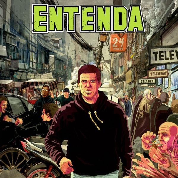 """Entenda premiere video for """"Havia Tanta"""""""