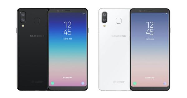 سامسونغ تكشف رسميا عن هاتفها الجديد Samsung Galaxy A8 Star