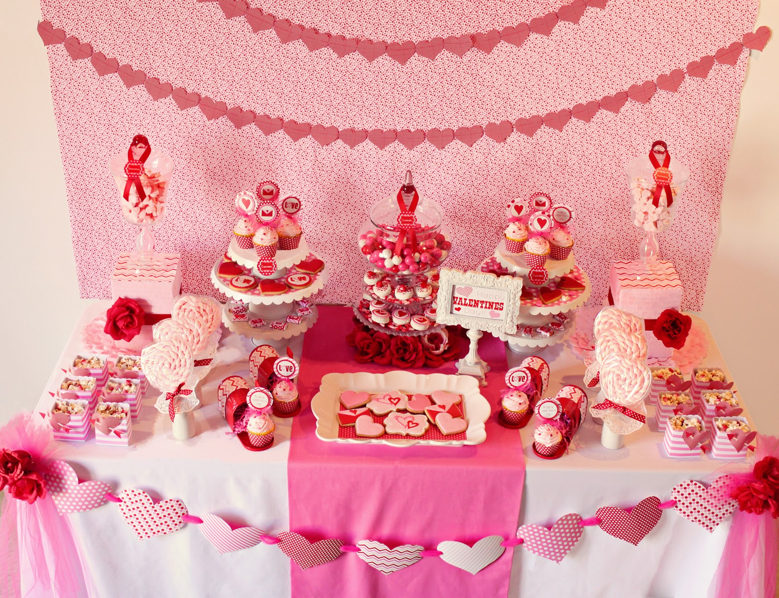 Valentineu0027s Party Ideas . Lots Of Creative, Cute Ideas For Your Next Party!