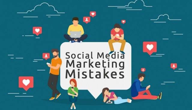 social media marketing errors smm mistakes to avoid