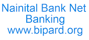 Nainital Bank Net Banking - Online Registration and Login