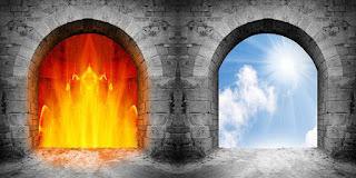 Mengapa Allah Menciptakan Neraka Dan Syurga ?