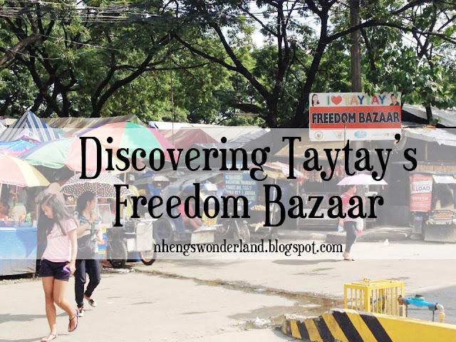 Taytay's Freedom Bazaar