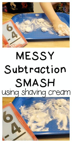 fun preschool math activity