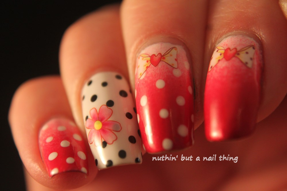 born pretty store water decal nail art design ideas
