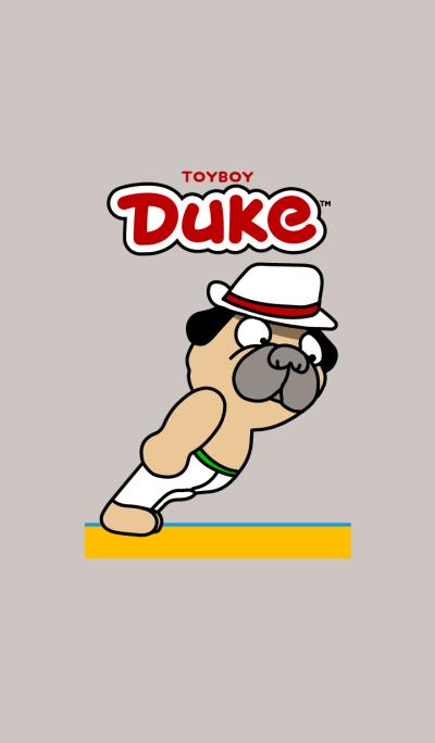 10xFUN Toyboy Duke: Cute Pug Dog