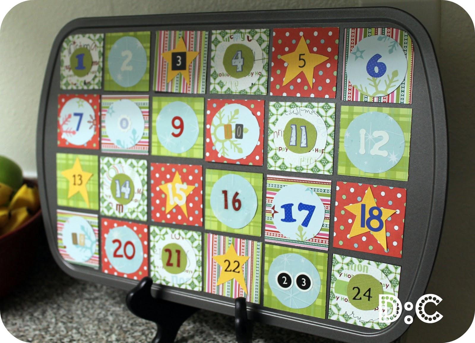 Advent Calendar Romantic Ideas : Destination craft advent calendar ideas