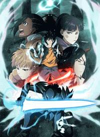 الحلقة 10 من انمي Radiant S2 مترجم