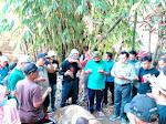 Nazar Keluarga Besar DEJ, Kemenangan AZAS, Ahmadi Zubir Sembelih Sapi Dan Kambing