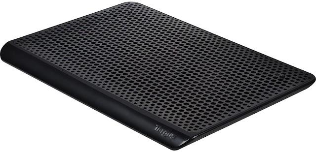 Targus - Tapete de enfriamiento de ventilador dual con conexión USB