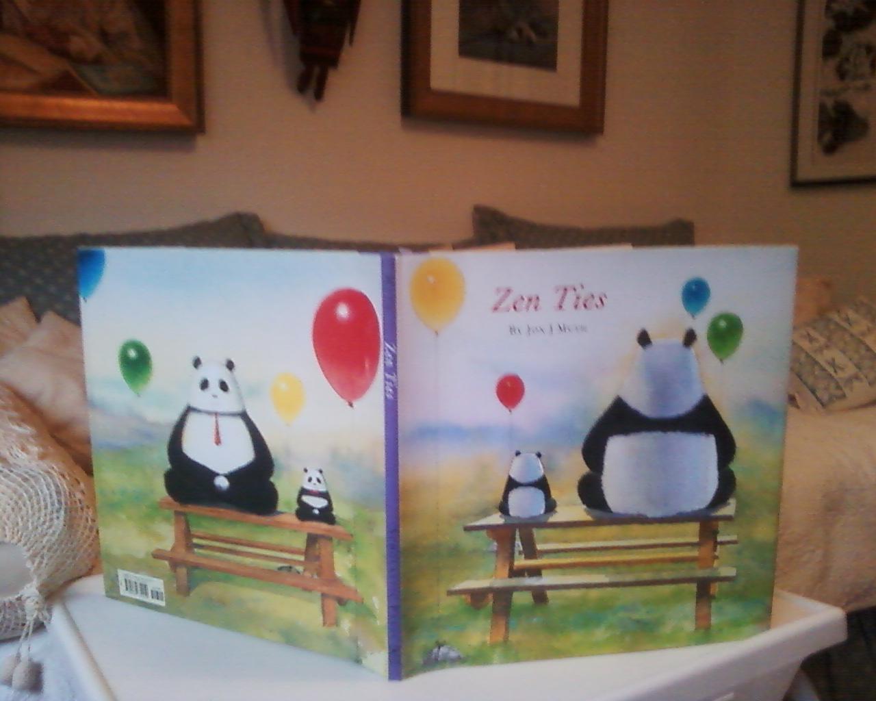 Bonnie S Books Zen Ties By Jon J Muth