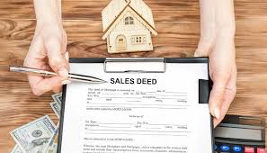 New order pass on register sale deed 2020