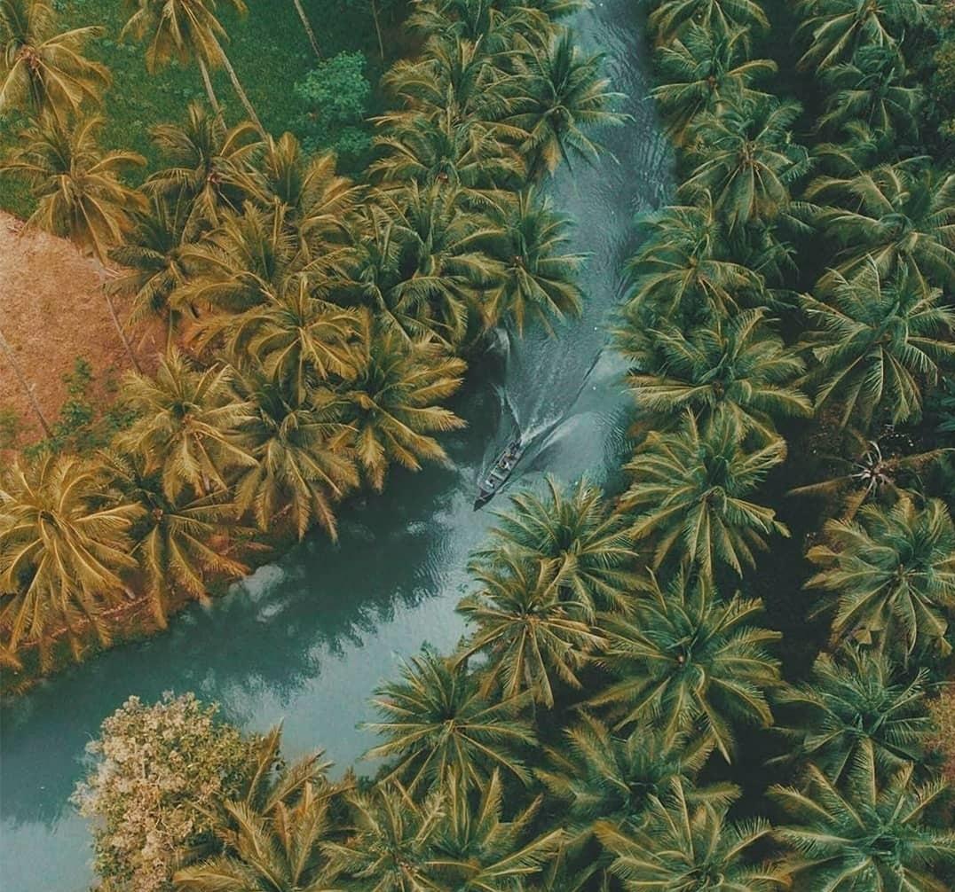 Mancing di Sungai Maron Pacitan