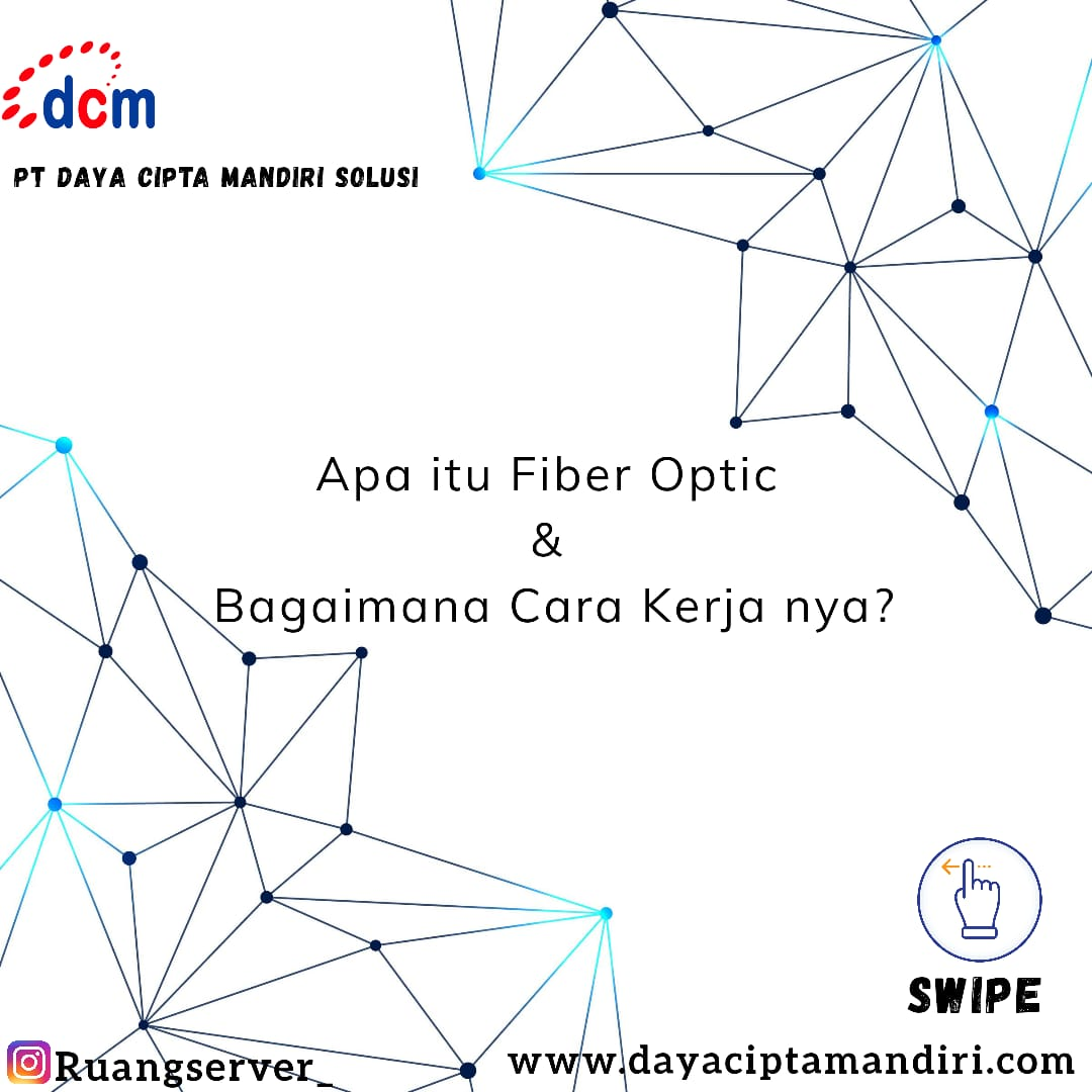 Apa Itu Fiber Optic dan Bagaimana Cara Kerja nya ~ Ruang ...