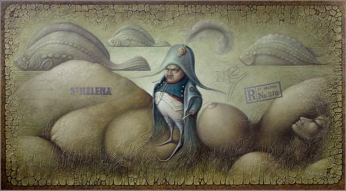 Белорусский художник. Владимир Петрань 7