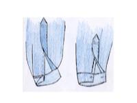 Inilah Teknik Menjahit Belahan dan Manset Lengan Panjang pada Kemeja Pria