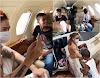 Whindersson Nunes doa brinquedos e passeio de avião para crianças do PI