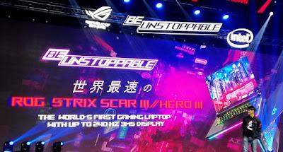 ASUS ROG Strix SCAR III / ASUS ROG Strix Hero III