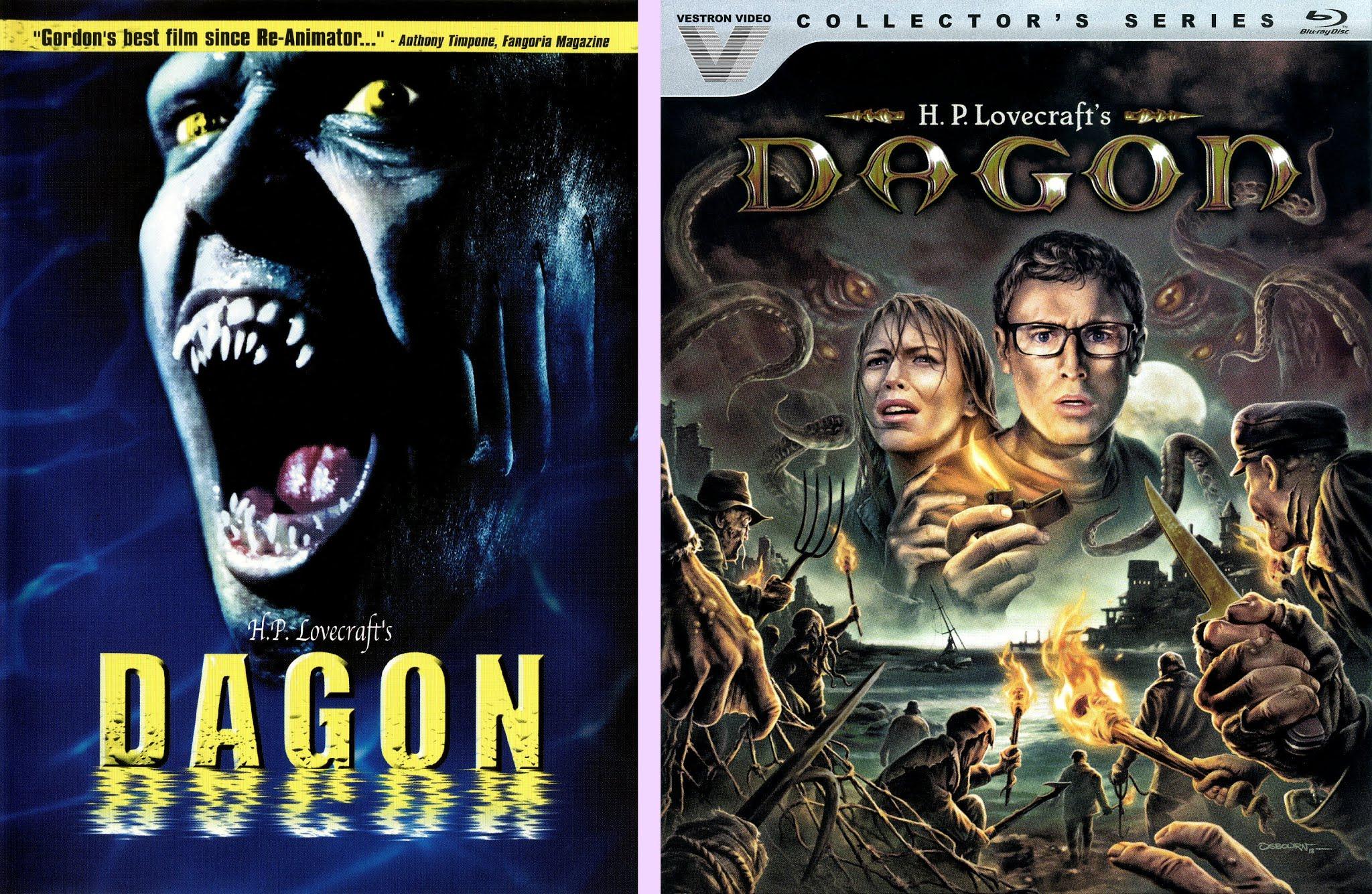DVD Exotica: Controversial Blus: Dagon But Not Daforgotten