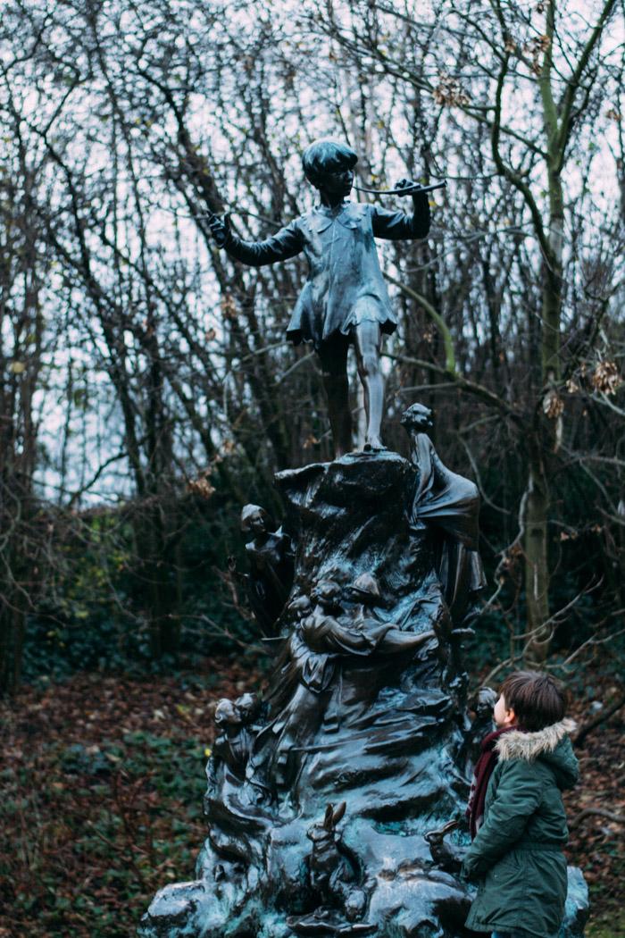 Londres en Navidad con niños
