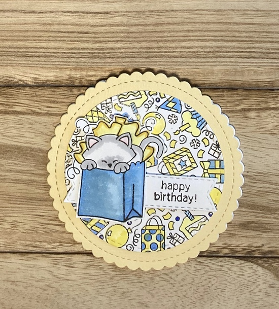 Happy Birthday features Circle Frames, Birthday Roundabout, Banner Trio, and Newton's Birthday Bash by Newton's Nook Designs; #newtonsnook, #indys_designs