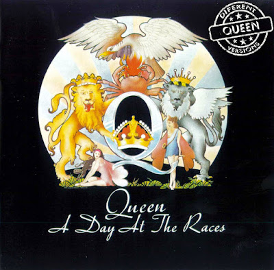 Queen - A Day At The Races (Versiones Diferentes)